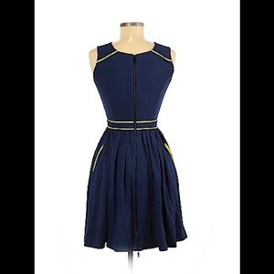 JASON WU Fit & Flare Skater Casual Dress 2